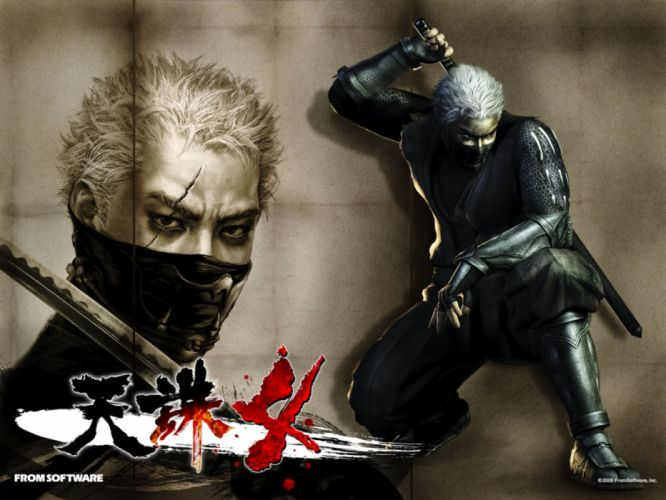 TENCHU action adventure stealth ninja fantasy wallpaper