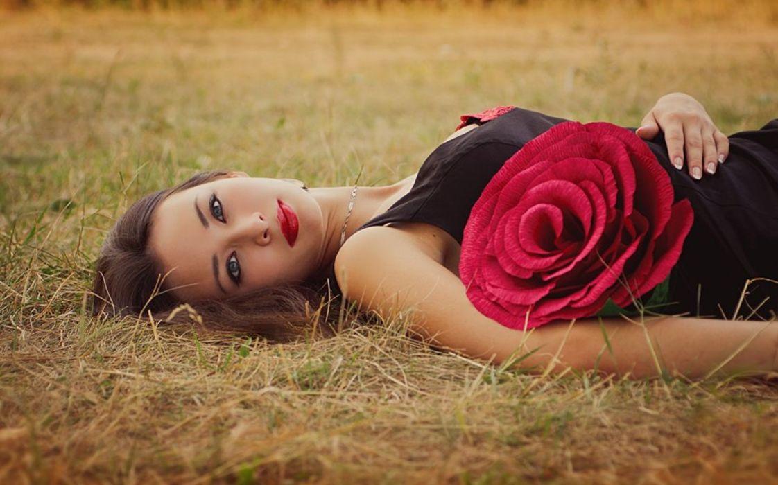 model photography lady beauty wallpaper