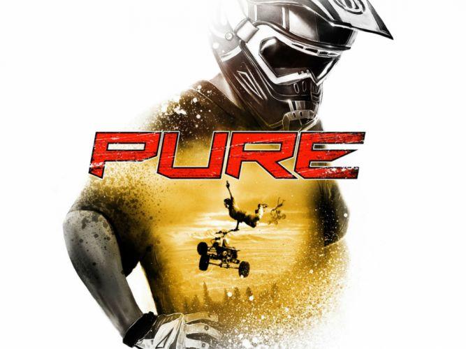 PURE offroad quad bike trick racing race atv (3) wallpaper