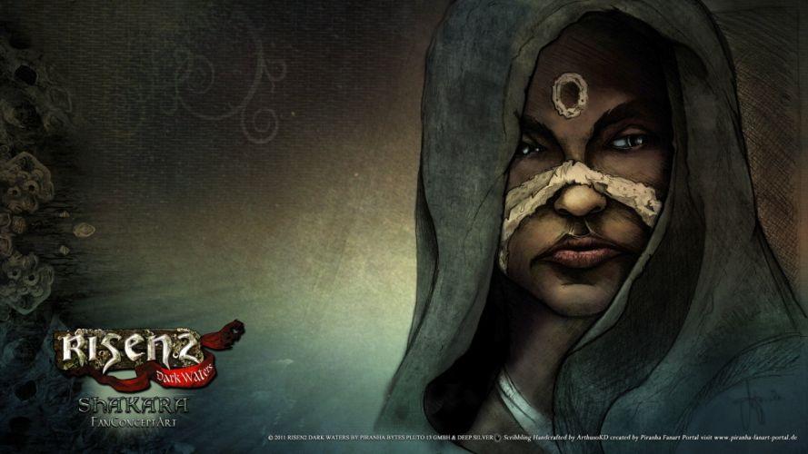 RISEN rpg medieval fantasy action fighting (5) wallpaper