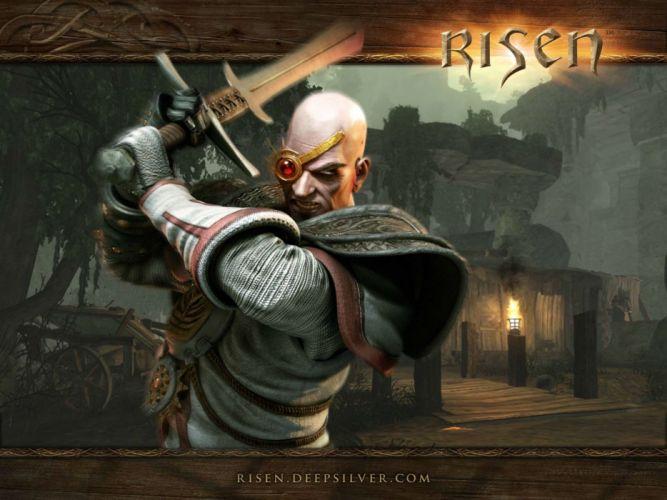 RISEN rpg medieval fantasy action fighting (10) wallpaper