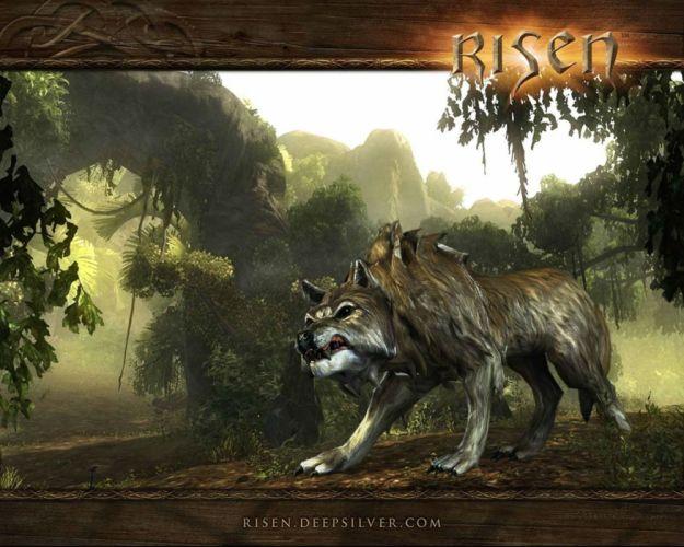 RISEN rpg medieval fantasy action fighting (13) wallpaper