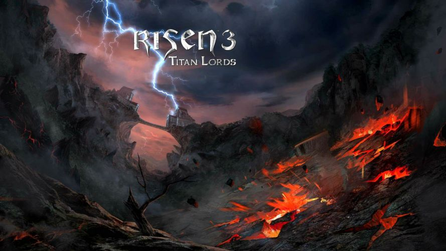 RISEN rpg medieval fantasy action fighting (36) wallpaper