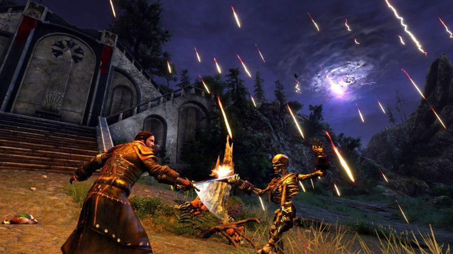 RISEN rpg medieval fantasy action fighting (35) wallpaper
