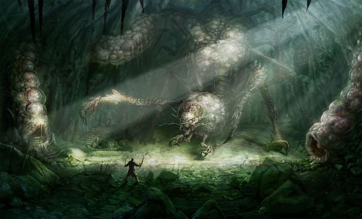 RISEN rpg medieval fantasy action fighting (40) wallpaper