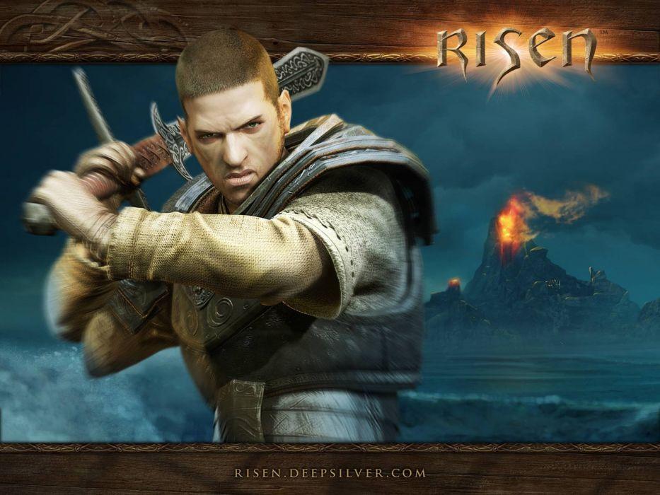 RISEN rpg medieval fantasy action fighting (49) wallpaper
