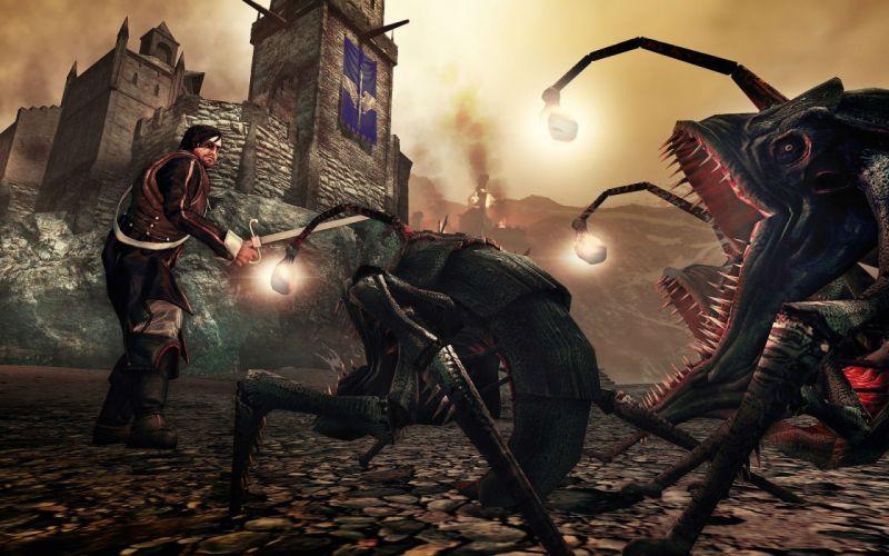 RISEN rpg medieval fantasy action fighting (79) wallpaper