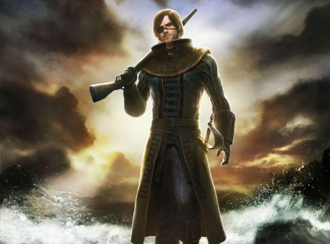RISEN rpg medieval fantasy action fighting (82) wallpaper