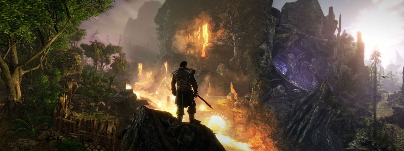 RISEN rpg medieval fantasy action fighting (90) wallpaper