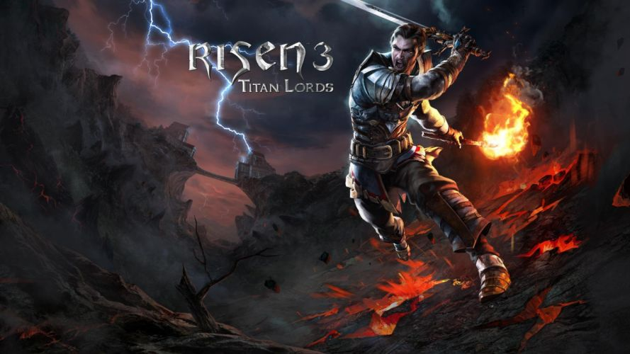 RISEN rpg medieval fantasy action fighting (93) wallpaper