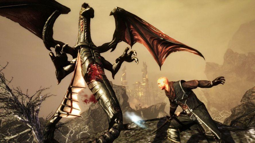 RISEN rpg medieval fantasy action fighting (94) wallpaper