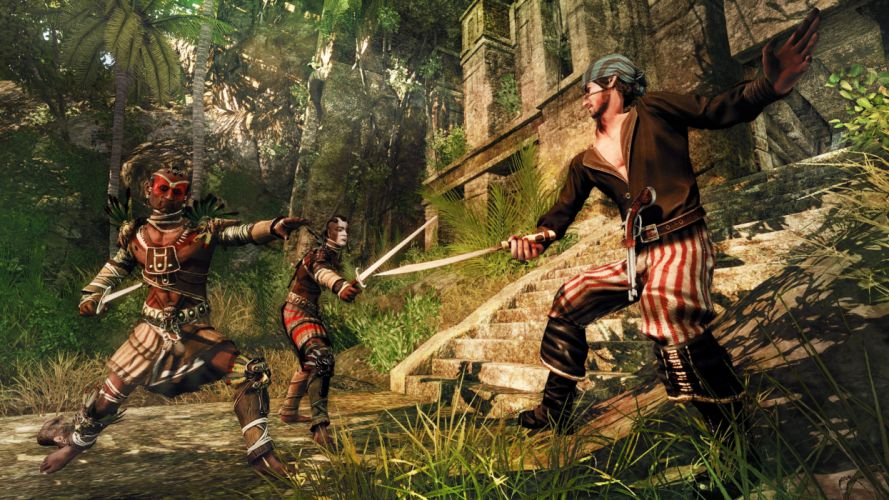 RISEN rpg medieval fantasy action fighting (83) wallpaper
