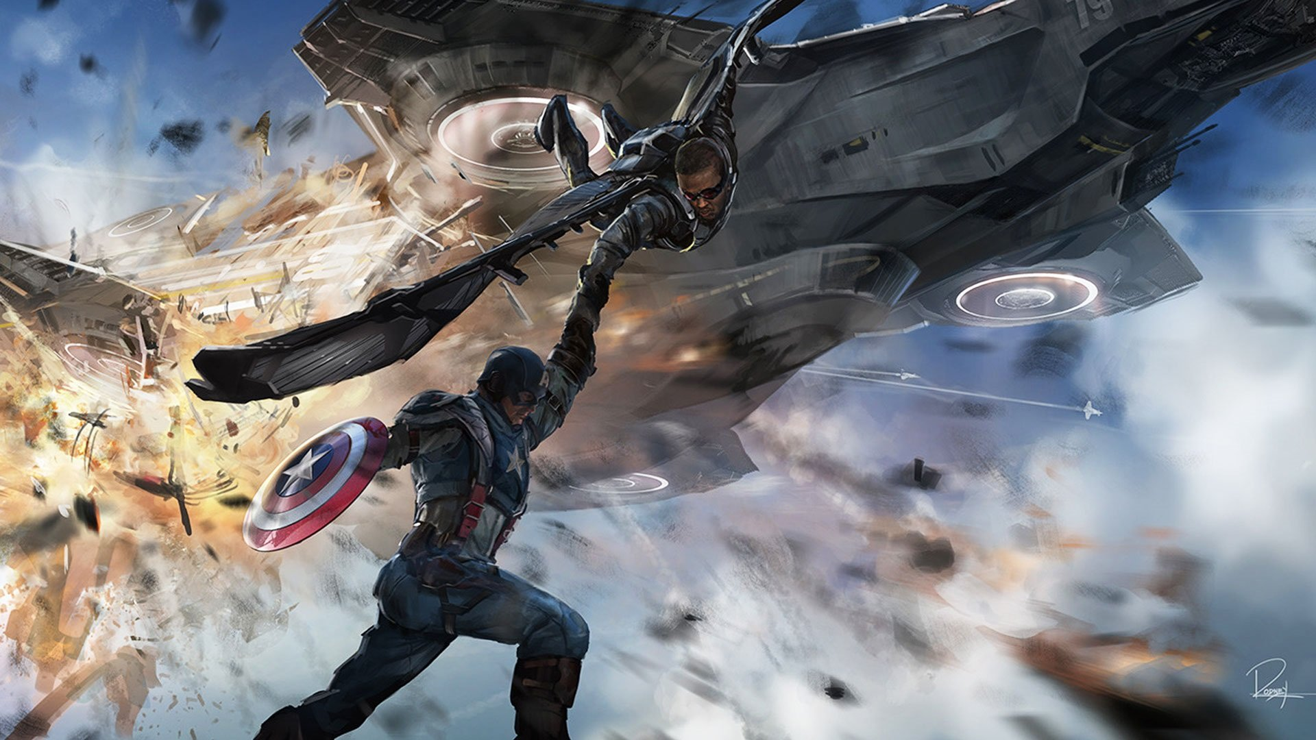 captain america winter soldier action adventure sci-fi superhero