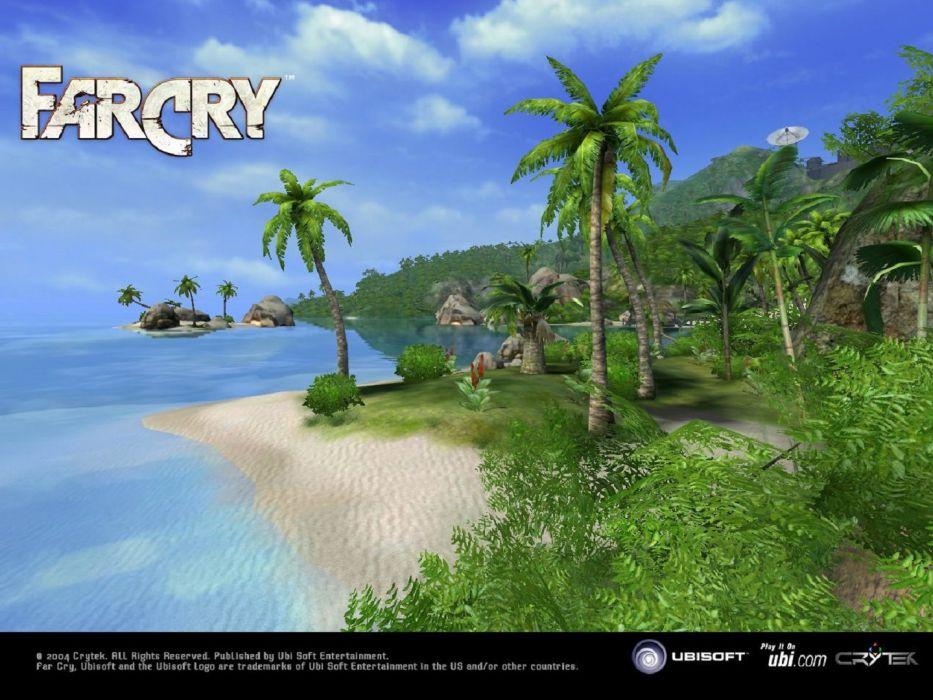 far cry 2004 wallpaper