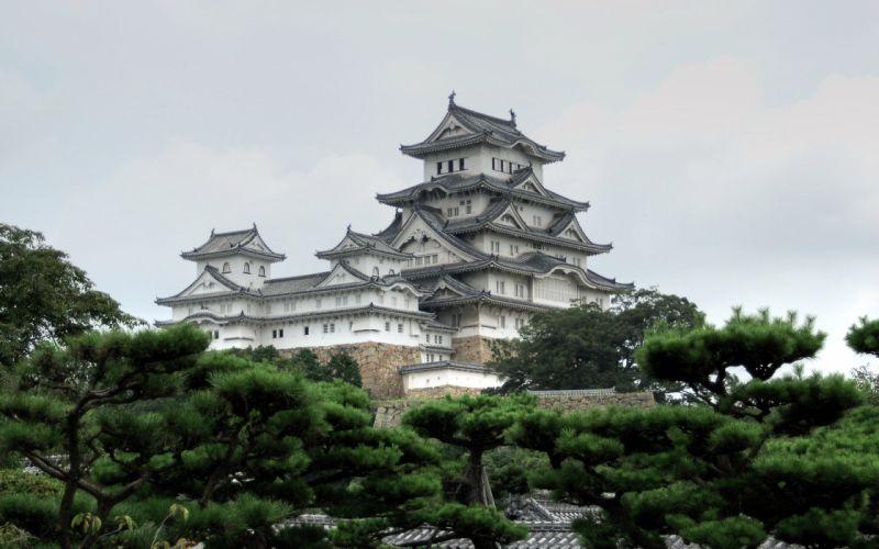 Japan oriental traditional heritage culture landmark nation modern wallpaper