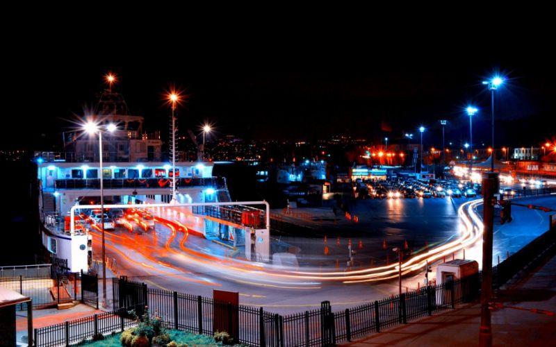 Istanbul Turkey Istanbul Turkey movement craft endurance night night light wallpaper