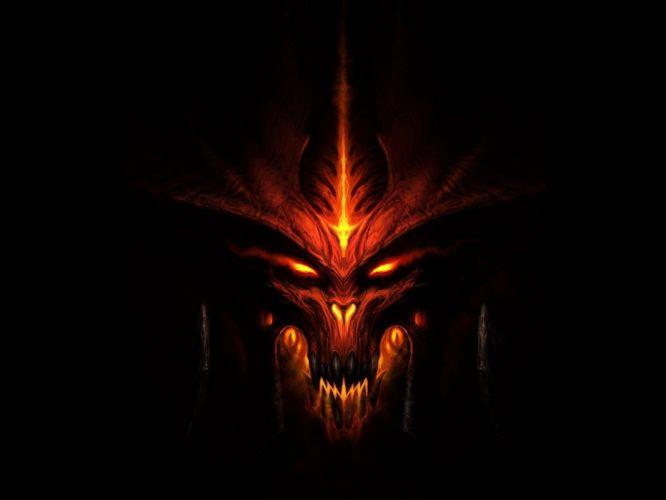 Devil Red wallpaper