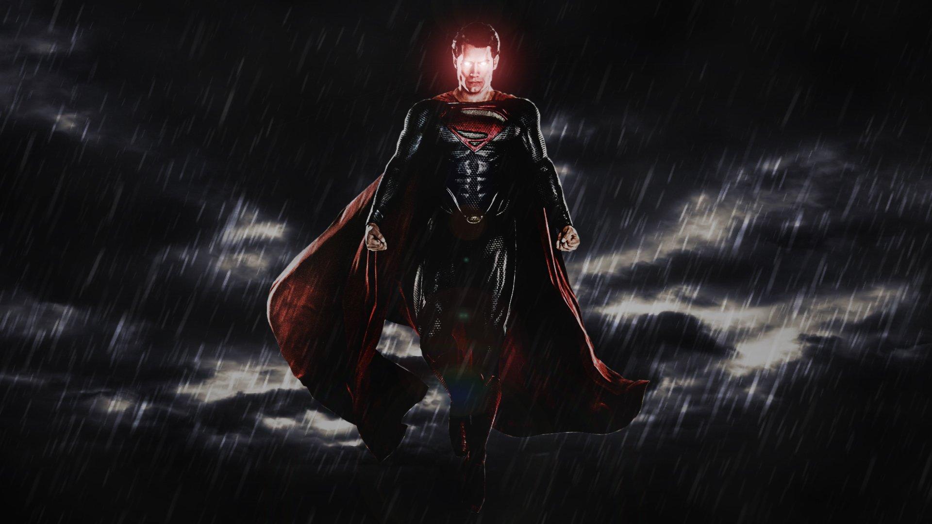 Batman v superman comic con superman poster by ...