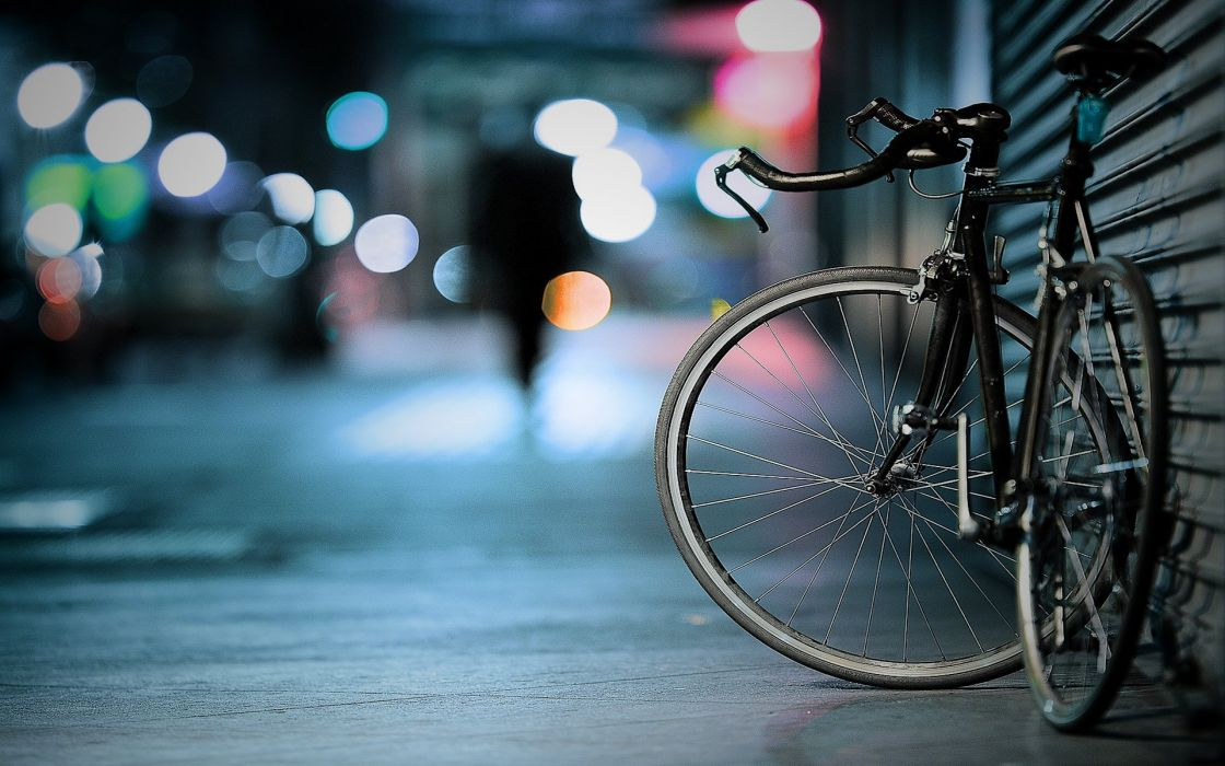 bicycle-wide wallpaper