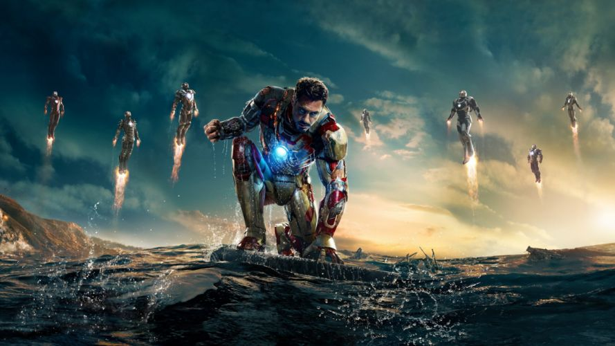 iron man 3 new-2560x1440 wallpaper