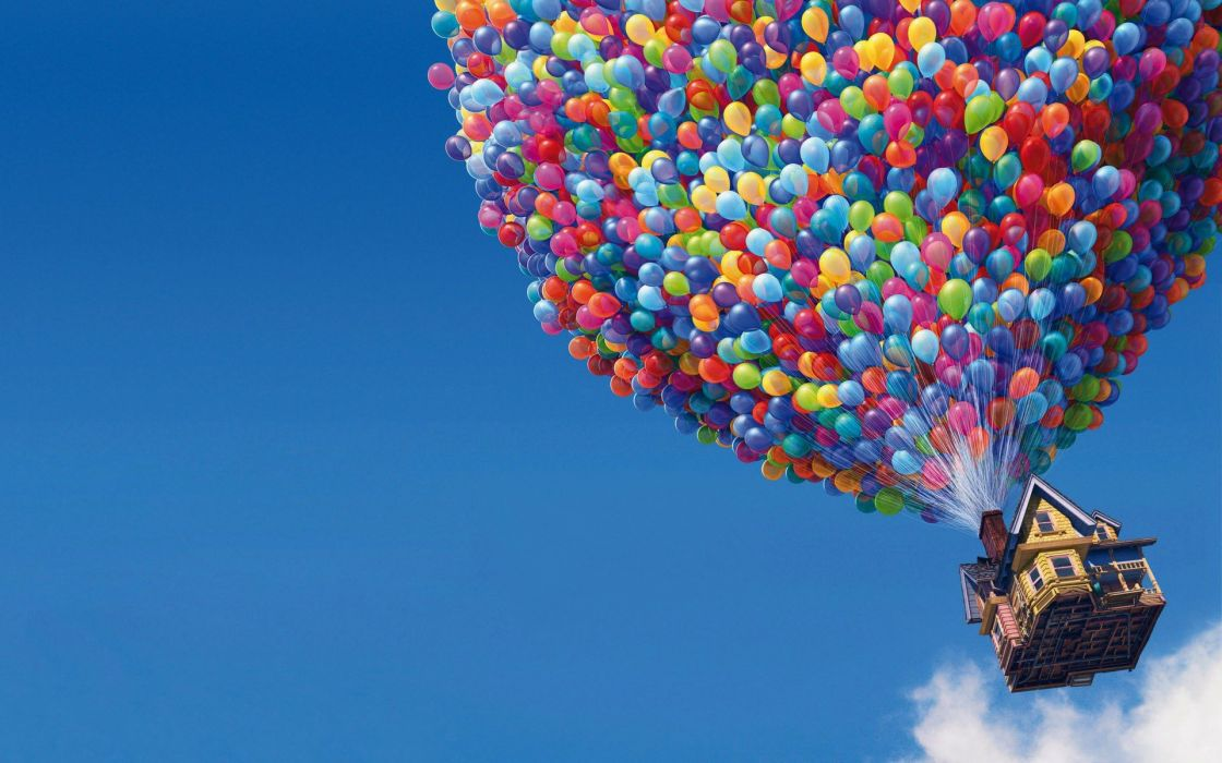 up movie balloons house-1920x1200 wallpaper