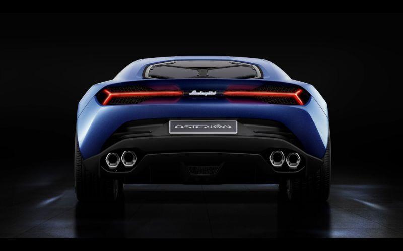 2014 Lamborghini Asterion LPI 910-4 wallpaper