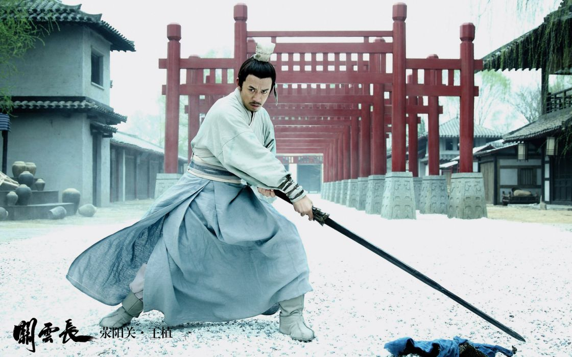 THE LOST BLADESMAN martial arts fighting drama action biography wallpaper