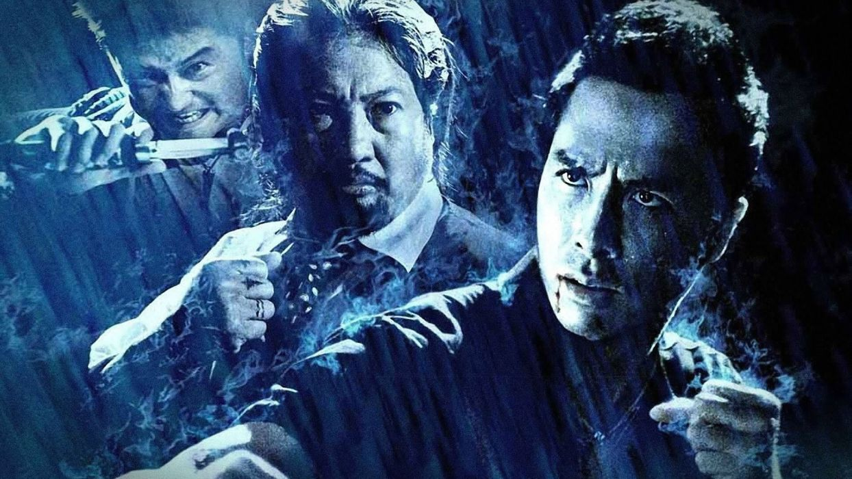 KILL ZONE SHA PO LANG action crime drama martial arts wallpaper