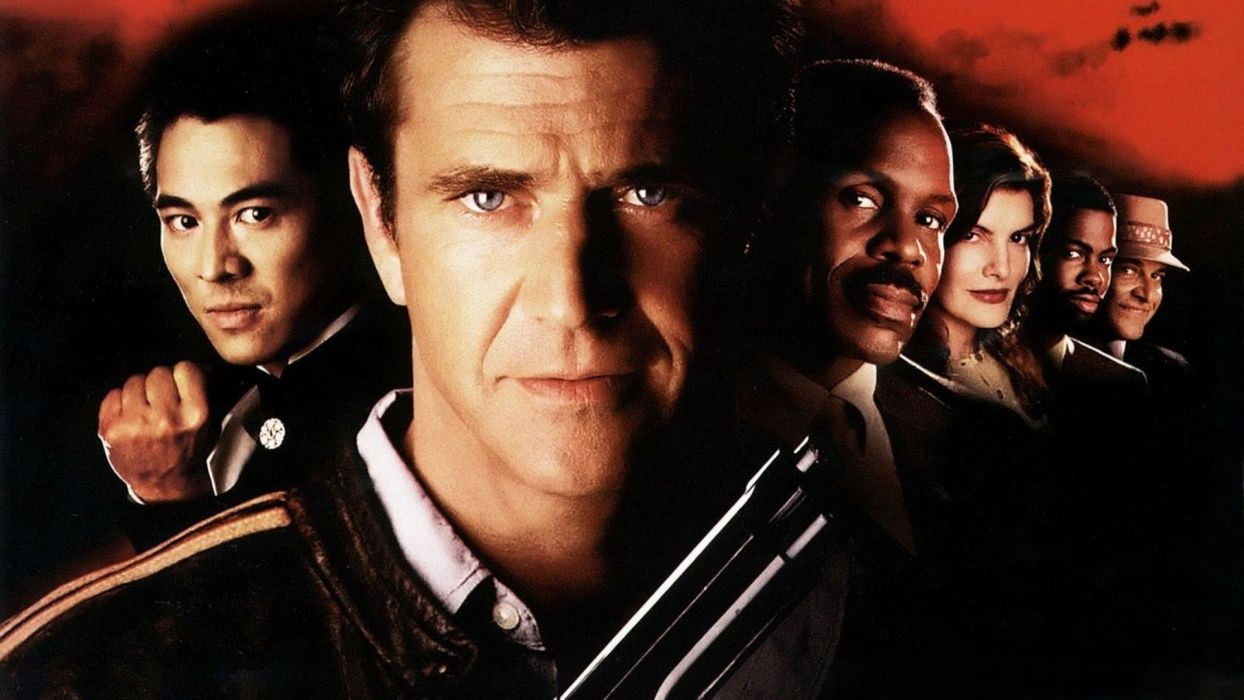 LETHAL WEAPON action thriller crime comedy wallpaper