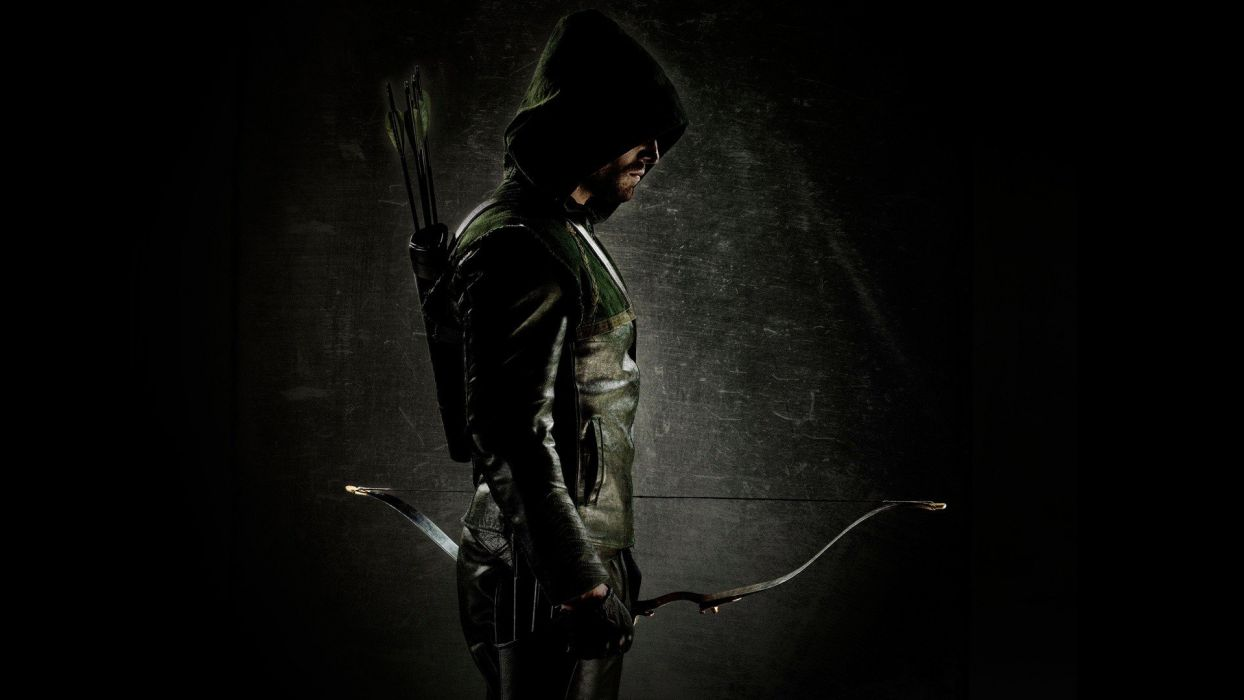 superhero wallpaper green arrow by mcnealy-d6lm8ls wallpaper