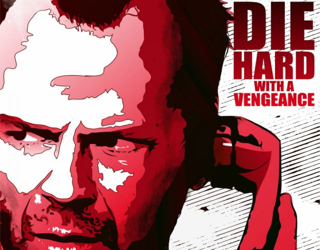 DIE HARD action crime thriller wallpaper