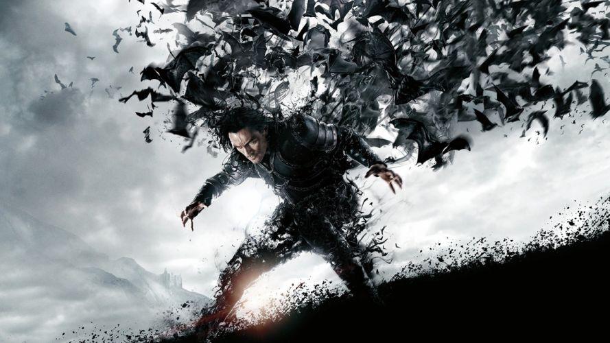 DRACULA UNTOLD drama fantasy dark vampire horror wallpaper