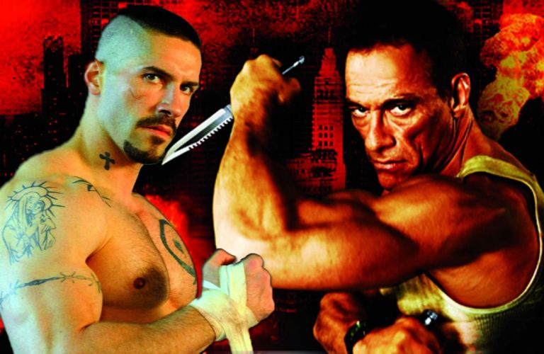 BLOODSPORT martial arts fighting action biography drama wallpaper