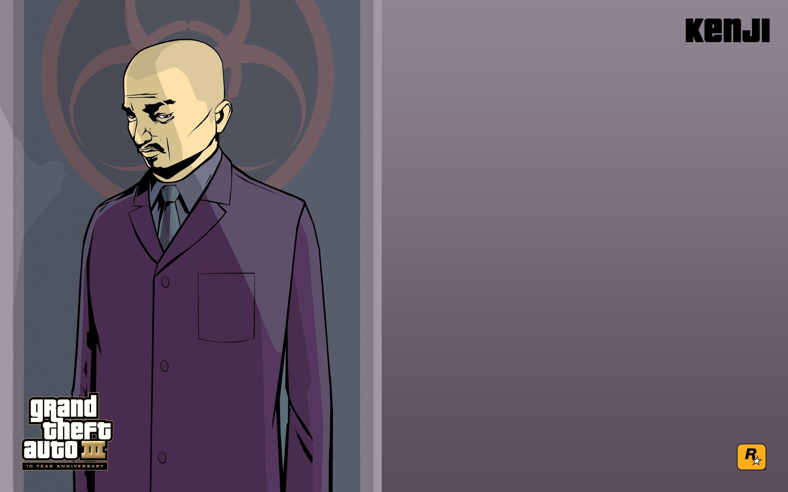 Gta Grand Theft Auto Iii Kenji Wallpaper 2560x1600 474260