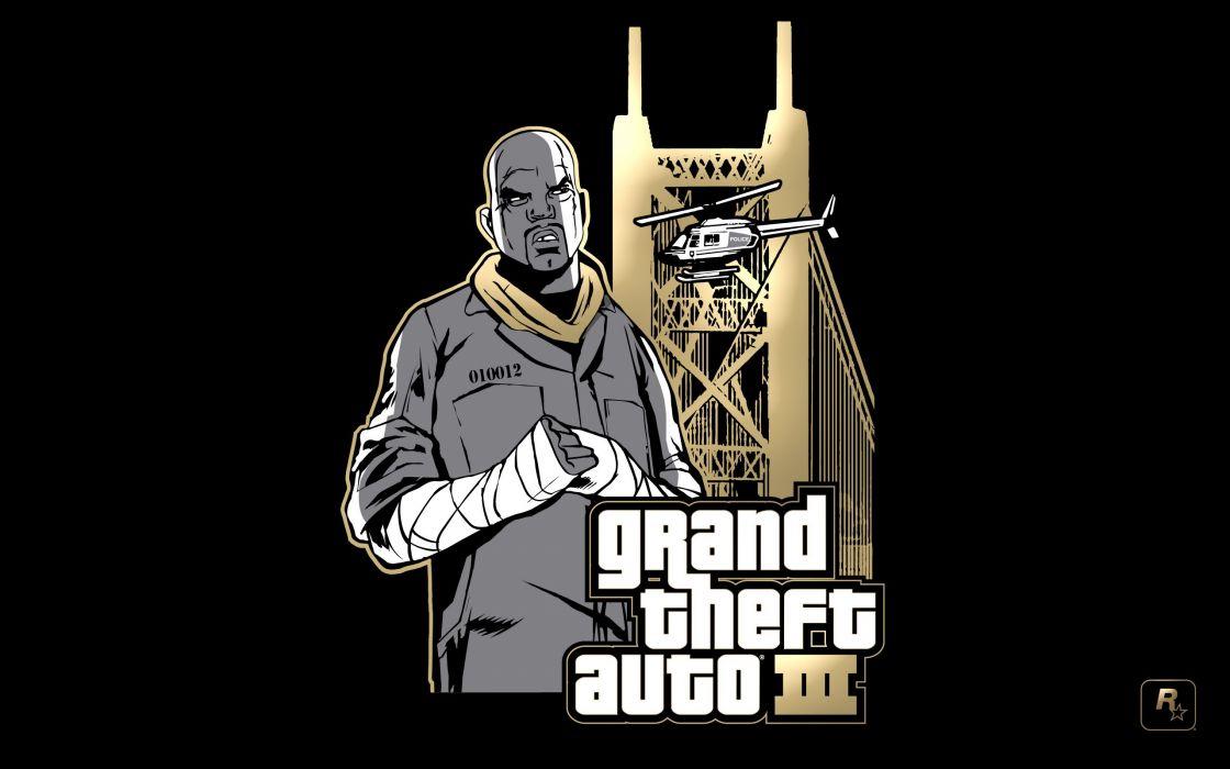 GTA Grand Theft Auto III 8 Ball wallpaper