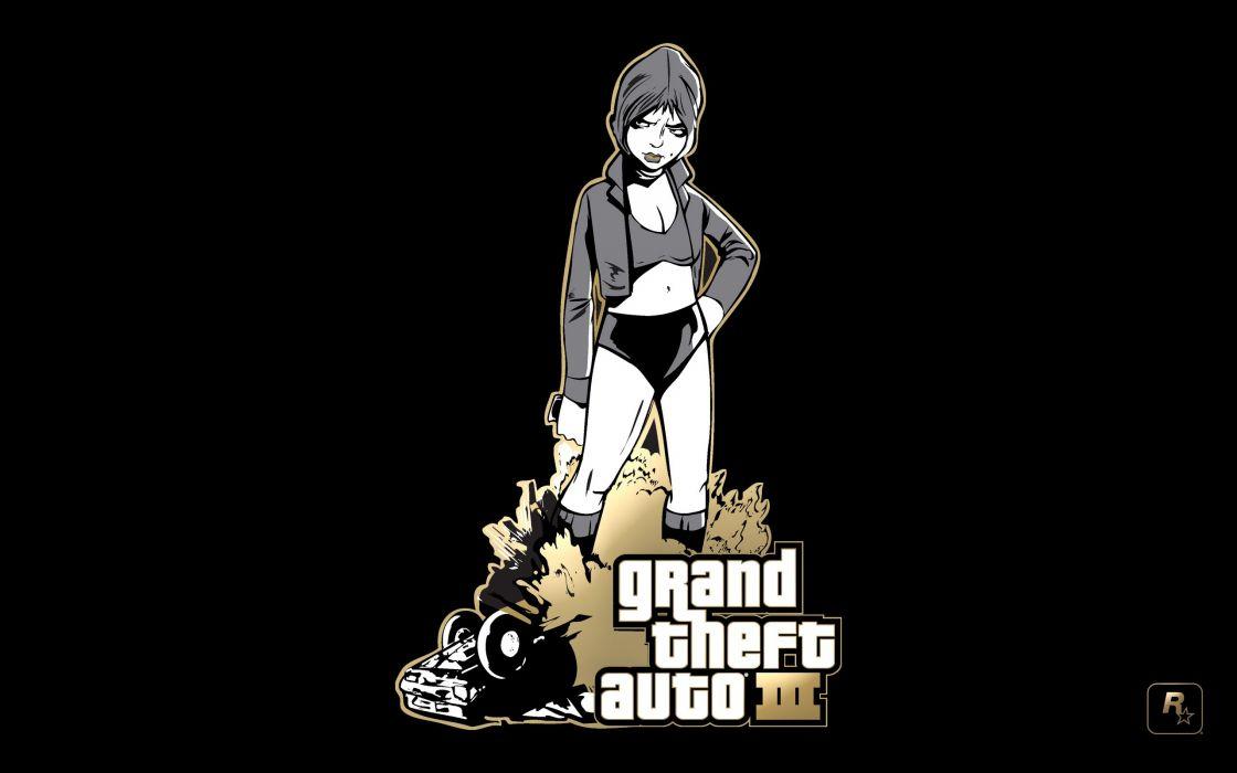 GTA Grand Theft Auto III Misty wallpaper
