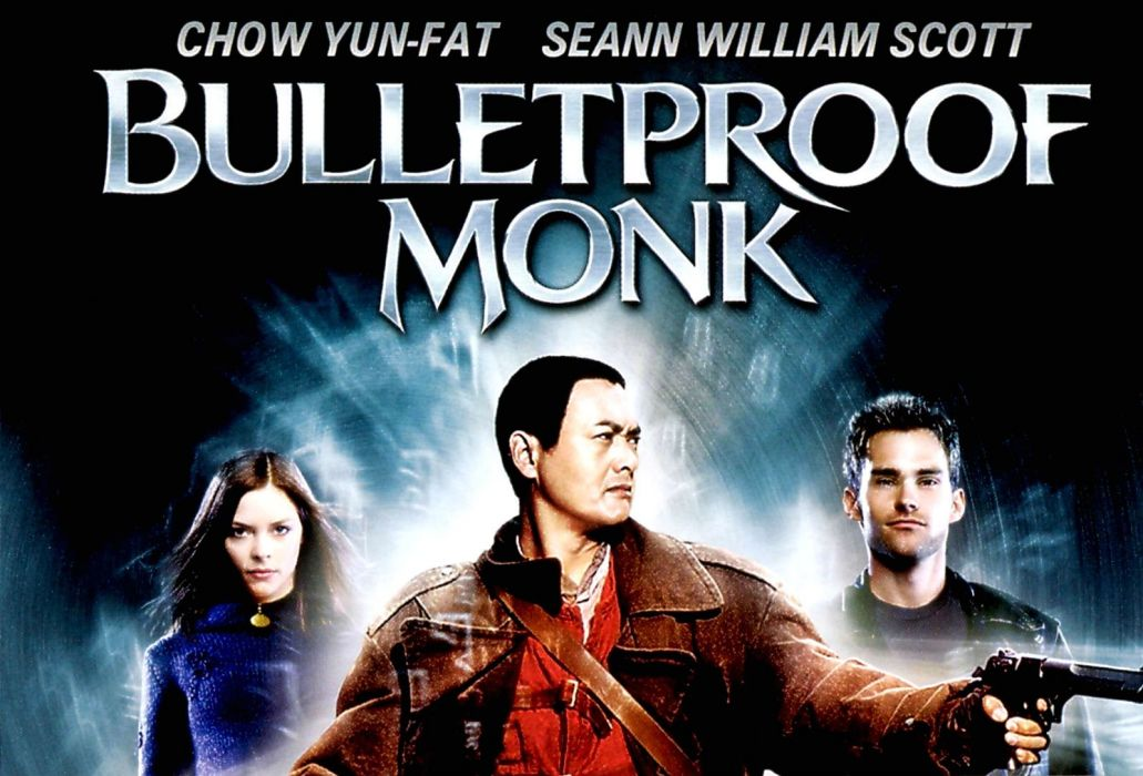 BULLETPROOF MONK martial arts action comedy fantasy wallpaper