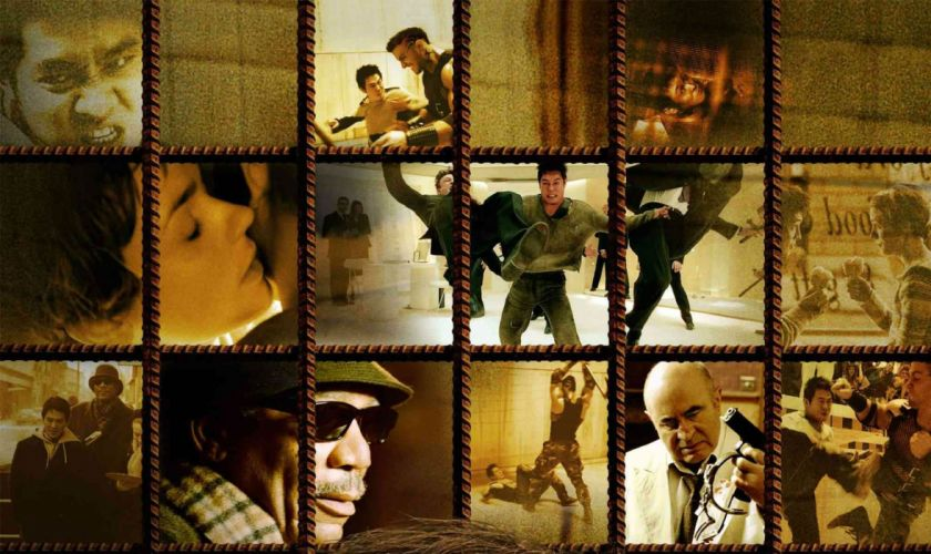 UNLEASHED action crime drama martial arts fighting wallpaper