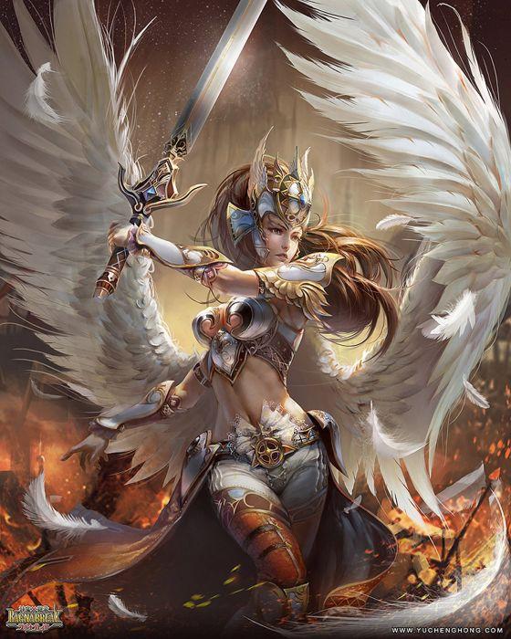 Angel Girl Game