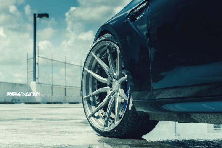 2014 ADV1 wheels bmw-m6 supercars wallpaper