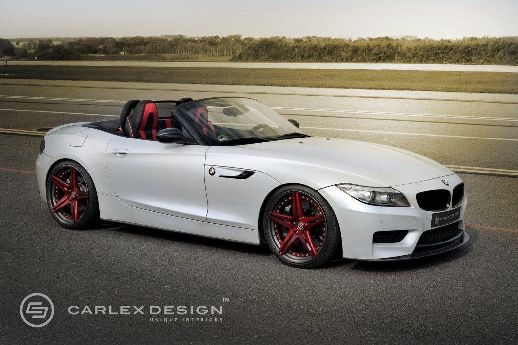 BMW-Z4 Carlex Design tuning wallpaper
