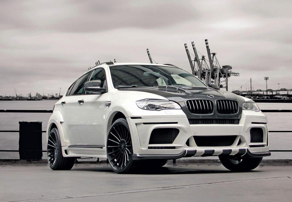 BMW-X6-M DD Customs tuning suv cars wallpaper