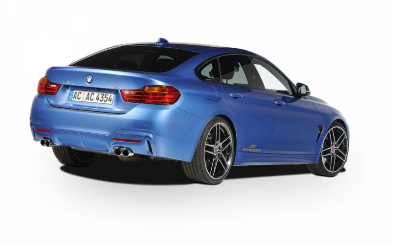 2014 AC-Schnitzer BMW 4-Series Gran-Coupe tuning cars wallpaper