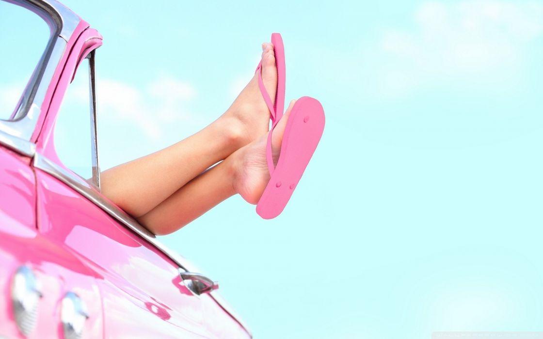 girl leg pink-wallpaper-1920x1200 wallpaper