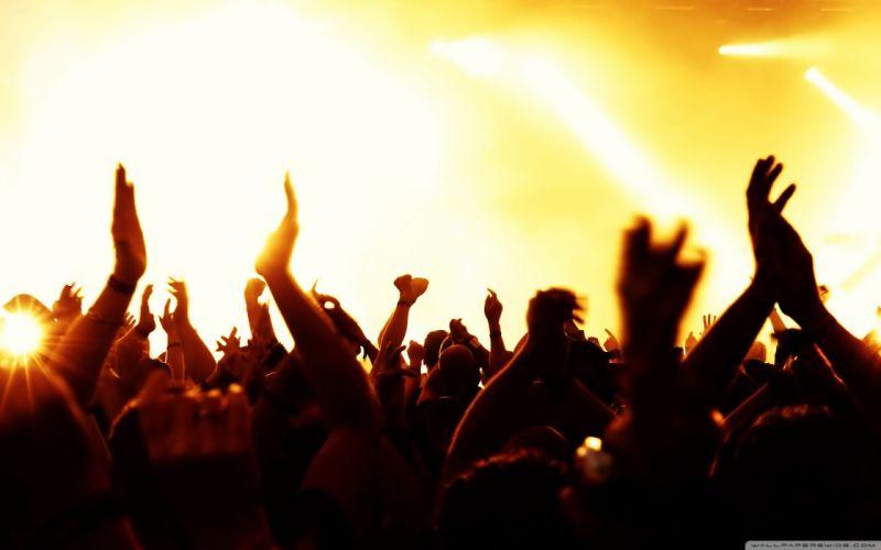 concert hands in the air-wallpaper-2560x1600 wallpaper