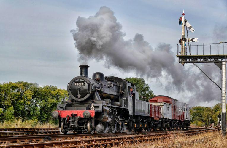 trains locomotives wallpaper rail transport vintage old charbon wallpaper