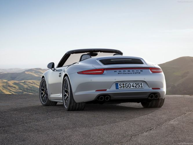 2015 Porsche-911 Carrera-GTS coupe supercars cars germany wallpaper