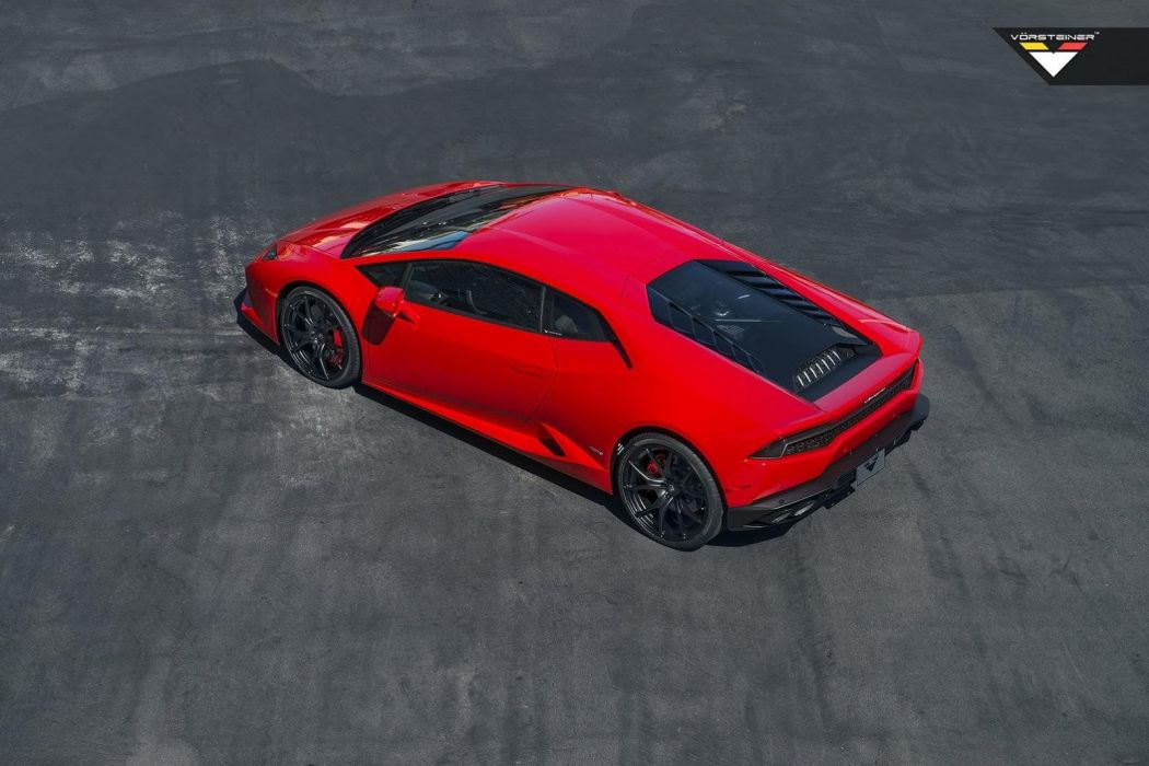 Vorsteiner Lamborghini Huracan tuning cars supercars wallpaper