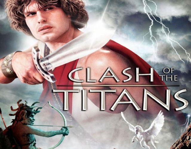 CLASH OF THE TITANS fantasy action adventure wallpaper