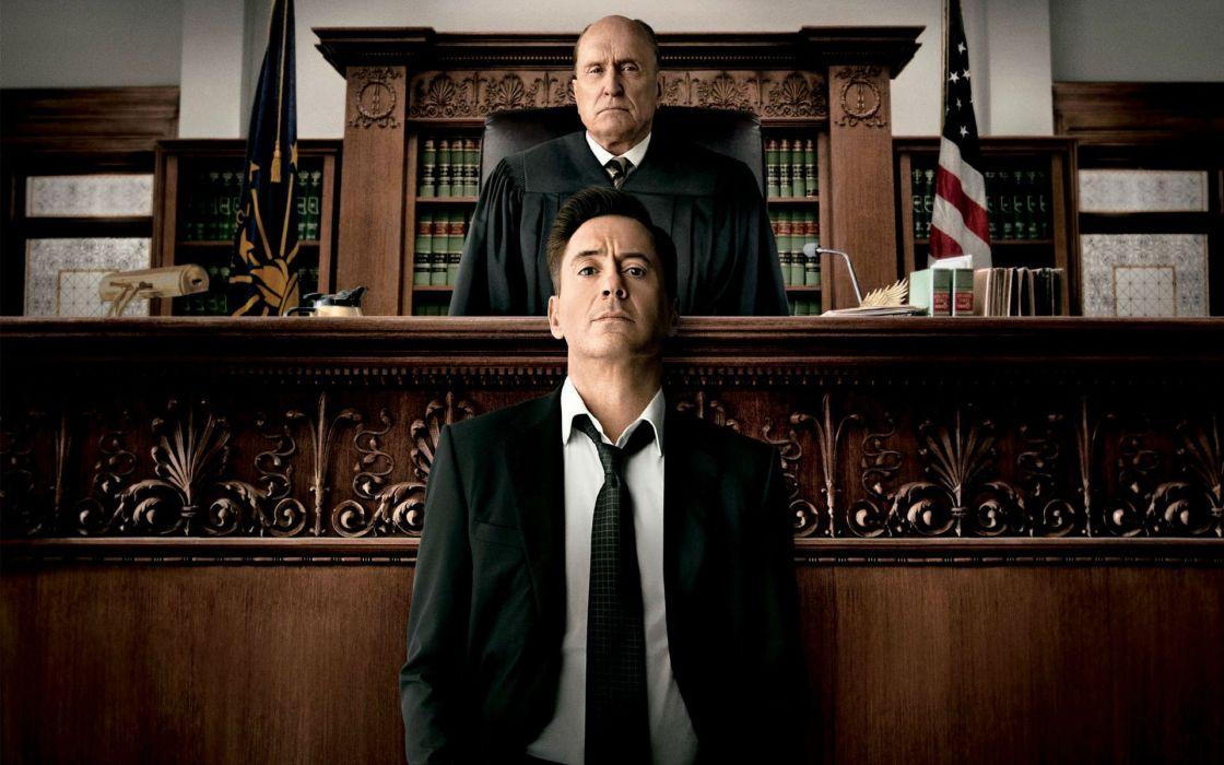 THE JUDGE drama crime comedy downey wallpaper